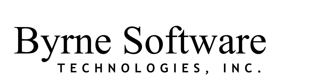 Byrne Software Tech Logo