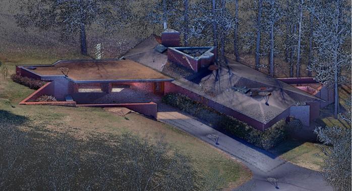 Frank Lloyd Wright Preservation with BPMA
