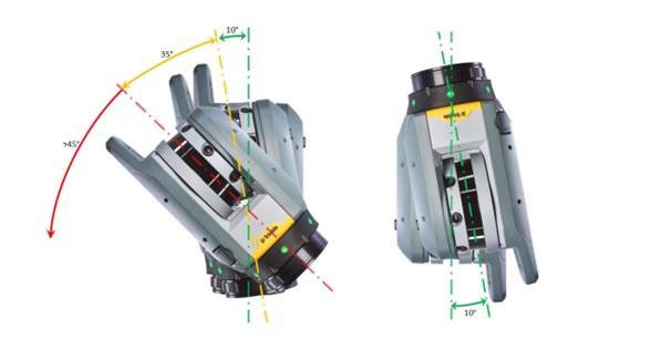 Trimble X7 Cameras